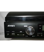 Jensen Digital Encoding Conversion Music System ~  AM FM Turntable ~ JTA... - $31.88