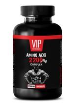 muscle building formula - AMINO ACID 2200MG 1B - amino acids pills for men - $17.72