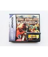 Fire Emblem Sacred Stone Game / Case GBA Game Boy Advance English (USA S... - $14.99+