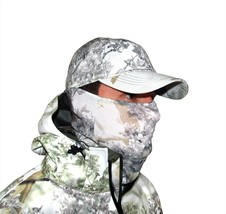King's Camo Head and Neck Hood Gaiter Snow Shadow Hunting Mask - $13.85
