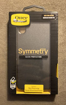 NEW OtterBox Symmetry Series Case for iPhone XS Max New In Box Black iPh... - $14.01