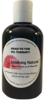 Head To Toe Oil Therapy/ Hot Oil Treatment / All Natural / Moisturizer - $10.00+