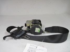Seat Belt Mercedes CLK430 1999 99 BLACK 458923 - $153.05