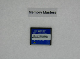 MEM-NPE-G1-FLD256 256MB Approved Compact Flash Cisco 7200 NPE G1
