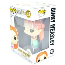 Funko Pop! Harry Potter Ginny Weasley Yule Ball Outfit #92 Vinyl Action Figure image 2