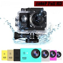 "Ultra HD 1080P Waterproof 2.0"" Action Camcorder Sports DV Camera Go Car ... - €43,92 EUR"