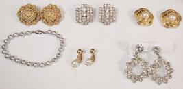 Lot Of Costume Jewelry Monet Garne Miller Coventry -C5 - $9.99
