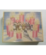 """House Mouse Designs Candlelight Chorus #HMTR1019 5.5"""" x 4.25"""" NEW Stampa... - $28.99"""