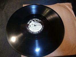 White Church Record # 1132 AA-191720O Vintage Collectible image 3