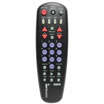 Rca RC400C System Link 4+ 4 Device Universal Remote For Aux, Cable, Vcr, Tv - $7.59