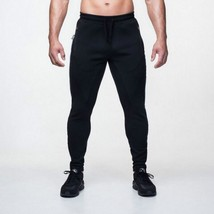 Gymshark Pants Mens Tracksuit Sports Bottoms Cotton Fitness Skinny Jogge... - $34.88