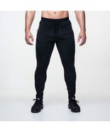 Gymshark Pants Mens Tracksuit Sports Bottoms Cotton Fitness Skinny Jogge... - $38.76