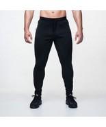 Gymshark Pants Mens Tracksuit Sports Bottoms Cotton Fitness Skinny Jogge... - $53.76