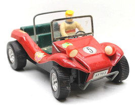 "Vintage 1960s ALPS Toy Japan Battery Operated Dune Buggy 10"" Tin Meyers ... - $60.76"