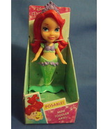 Toys New Disney Princess Mini Toddler Ariel Doll 4 inches - $9.95