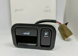 2001 Infiniti QX4 Fuel Door Trunk Release Control Switch (#2455) - $22.00