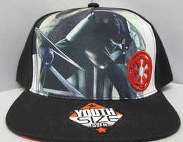 best loved dee61 68c99 Darth Vader Youth Hat One Size Fits Most -  14.01