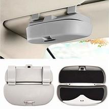 HOLDCY Car Glasses Holder Sun Visor Clip - Eye Sunglasses Storage Holder... - $9.45