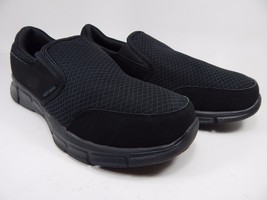 Skechers Equalizer Persistent Men's Slip-On Comfort Shoes Size US 10 M (D) EU 43