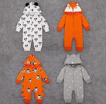 Toddler Newborn Kids Baby Boy Girls Warm Infant Jumpsuit Romper Clothes ... - $33.20