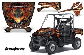 AMR Racing Kawasaki Teryx 750 2 Door Graphic Decal Kit UTV Parts 10-12 F... - $399.95
