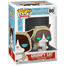 Funko Pop! Grumpy Cat #60 Vinyl Figure + Protector - $10.80