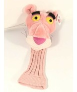 Pink Panther Golf Driver Head Cover Vintage Owens Corning New With Tag Rare - $59.39