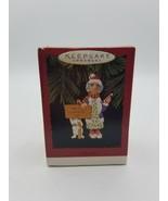 "Hallmark Keepsake Ornament ""Robot parade"" w box - $7.91"