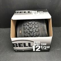 "Bell Standard Kids Bike Tire, 12.5"" x 1.75-2.25"", Black - $13.99"