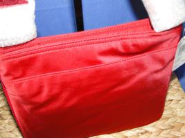 Coach Nylon Crossbody NWT True Red F22346 image 5