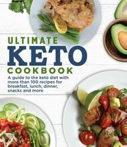 Ultimate Keto Cookbook by Publications International, LTD
