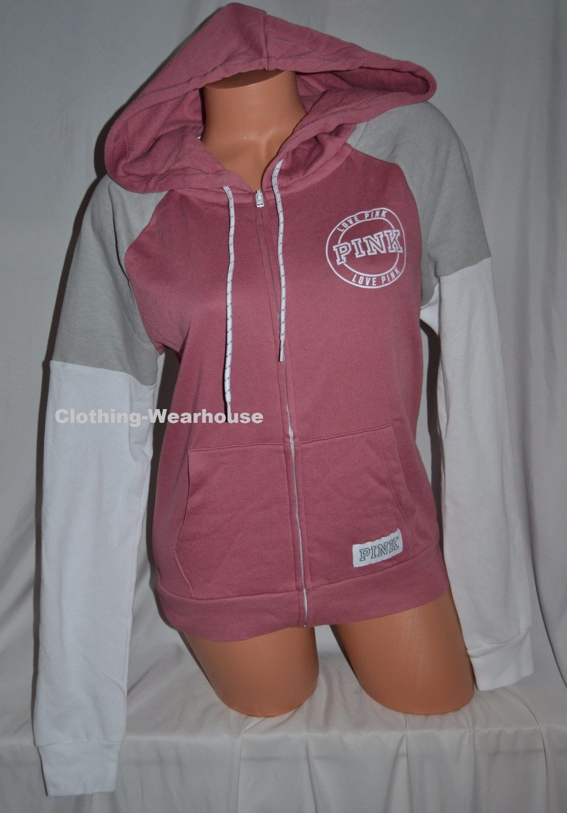 35b3a69bf194a Victoria's Secret PINK Perfect Full Zip and 50 similar items