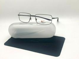 New Nike 4286 211 Walnut Optical Eyeglasses 56-18-145MM /CASE &Cloth - $57.77