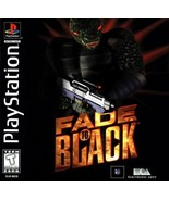 Fade to Black PS1 Great Condition Fast Shipping - $5.34