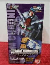 Mobile Suit Gundam Bandai  Craddass Stardust Memory Box  Trading Card Set - $27.99