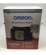 Omron 7 Series Wrist Blood Pressure Monitor BP6350- New- Not Refurbed - $48.00