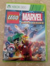 Lego Marvel Super Heroes game (Xbox 360) - $10.99