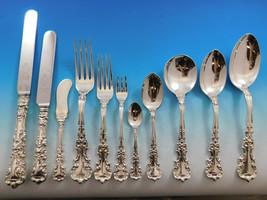 Avalon International Sterling Silver Flatware Set Service 179 pc Dinner ... - $14,395.50