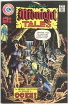 Midnight Tales Comic Book #7, Charlton Comics 1974 VERY FINE+ - $12.59