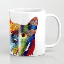 Coffee Mug Cup 11oz or 15oz Made in USA Cat 608 digital art L.Dumas - €17,80 EUR+