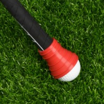 Golf Ball Pickup Retriever Rubber Suction Cup Grabber Putter Grip Traini... - $10.34