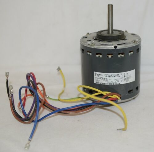 GE 5KCP39PGG069AS Blower Motor Thermally Protected Phase 1