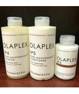 Olaplex #4, #5 & #6- Full Size, Sealed, Guaranteed Authentic! - $63.35