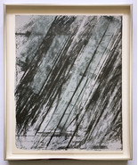 Cy Twombly iconic signed numbered 1973 Limited Edition screenprint & lit... - $6,930.00