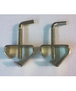 Set of 2 Large Bed Frame C-Clamp for 1-1/2 inch opening metal Angle - $5.89
