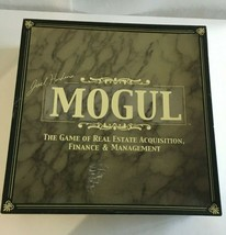 Mogul The Game Of Real Estate Acquisition Finance Management New Opened ... - $17.57