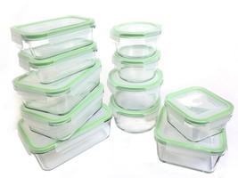 Kinetic 55043 22 Piece Glassworks Series Food S... - $54.04