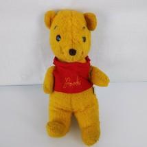 "Vintage Sears Winnie The Pooh Gund J Swedlin Plush Stuffed 14"" - $69.29"