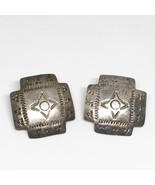 Vintage Sterling Silver .925 Mexico Earrings - $49.49