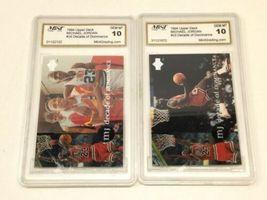 Lot of 5 Michael Jordan 1994 Upper Deck Cards ?Graded 10 Mint image 5